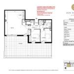[:ru]3-комнатные апартаменты B 502 в новостройке Sun Paradise в Босолей[:]