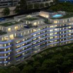 [:ru]3-комнатные апартаменты B 201  в новостройке Sun Paradise в Босолей[:]